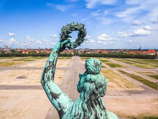 Bavaria Statue München
