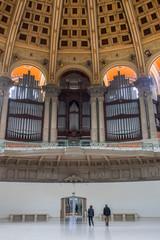 Organ of Great Hall of Palau Nacional building