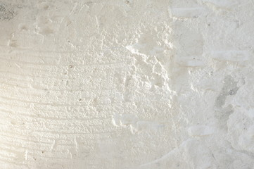 Old limestone texture close-up