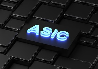 ASIC acronym (application-specific integrated circuit)
