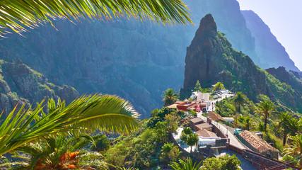 Village Masca in Tenerife