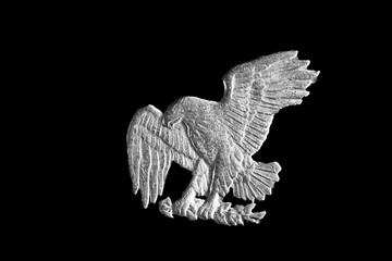 Eisenhower Dollar Eagle Bust