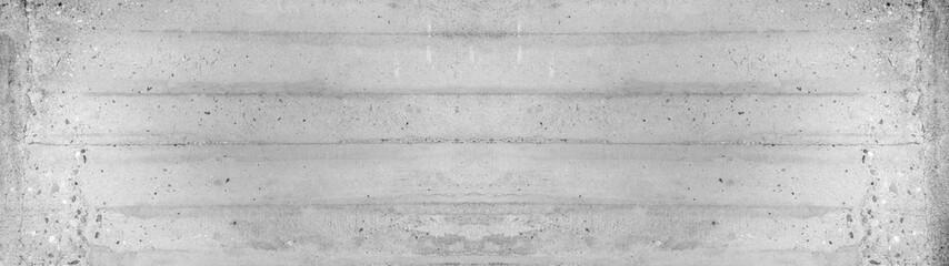 Foto auf Leinwand Steine grey stone concrete texture background banner panorama long