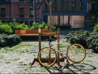 Aluminium Prints Bicycle Europe 17
