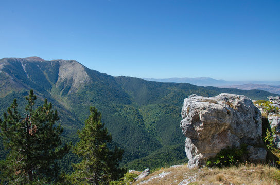 Mountain Region - Wild Nature – Macedonia