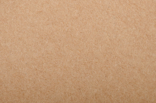 Flat brown color carton background