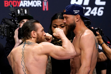 UFC 246 - Conor McGregor v Donald Cerrone Weigh-In
