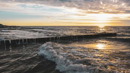 Waves in Ustronie Morskie