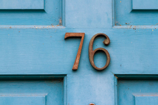 House number 76