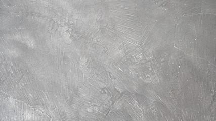 Foto auf Leinwand Steine Grey stone concrete texture background