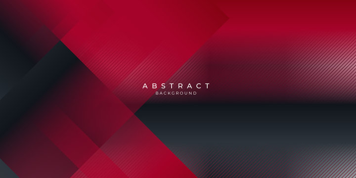 Abstract background red modern luxury futuristic technology vector illustration. Suit for presentation design of business, corporate, party, festive, seminar, and talks.