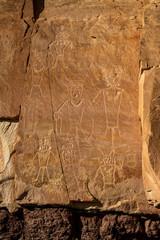 Haunting Ancient Native American Cultural Rock Art