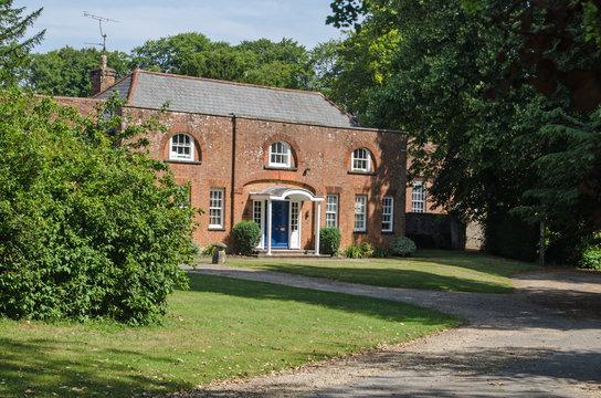 Historic coach house, Worting, Basingstoke