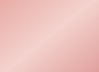 rose gold gradient abstract background with glowing smooth glitter texture.