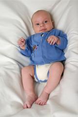 smile knitted baby child cute newborn