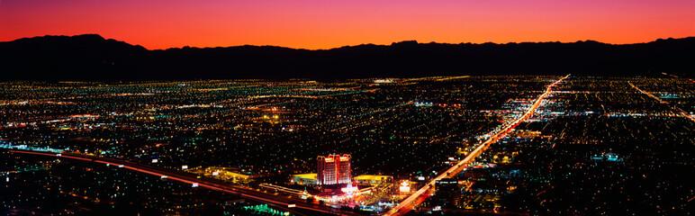 Foto op Canvas Las Vegas JS999972