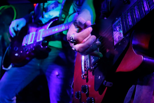 Dueling Guitars
