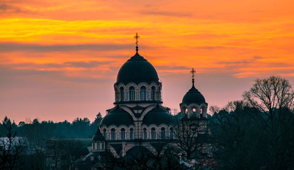 Church of Lady of the Sing,Vilnius