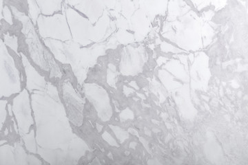 Papiers peints Marbre Stylish marble background in classic white color. High quality texture in extremely high resolution.