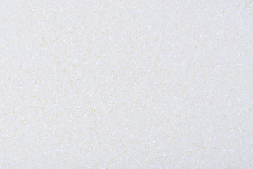 Excellent white holographic glitter background, stylish texture for your adorable Christmas desktop.