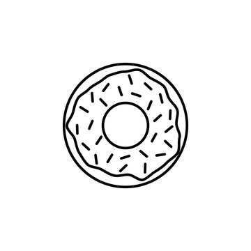 Donut Outline