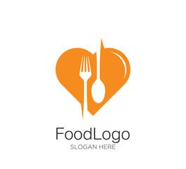 food logo vector design template