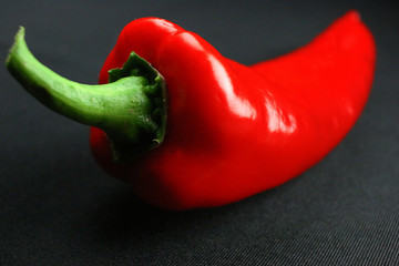 Aluminium Prints Hot chili peppers Red hot chili pepper