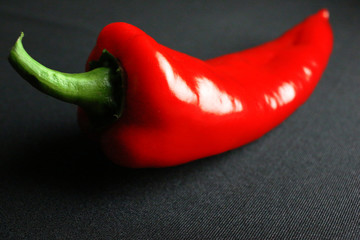 In de dag Hot chili peppers Red hot chili pepper