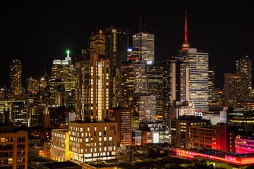 Papiers peints Toronto The City and Skyline of Toronto in Canada, 31. May 2019