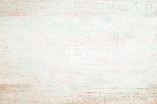 Old white pastel turquoise wood texture background