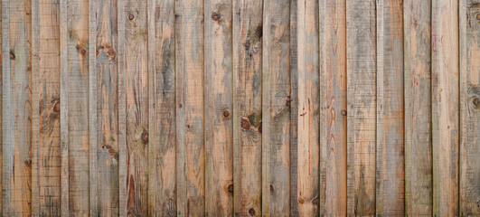 Brown wooden texture flooring background in web banner template header Wall mural