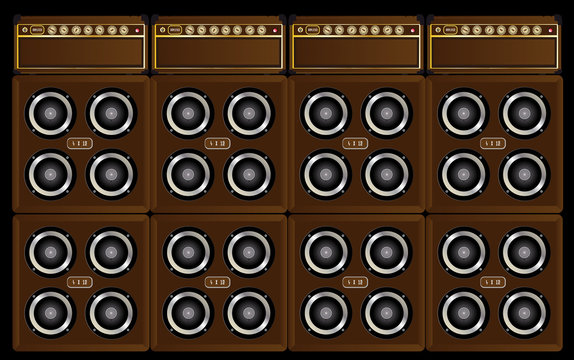 Wall Of Musical Sound