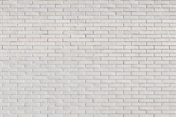 pared de un edificio, muro de ladrillos blanco, textura