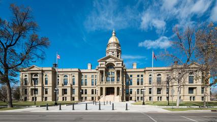 Wyoming Capitol Building Fotomurales