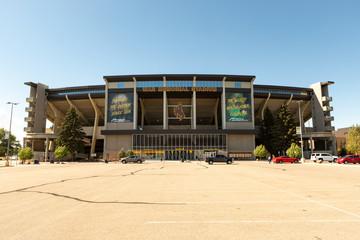 Laramie, WY, USA: War Memorial Stadium at the University of Wyoming