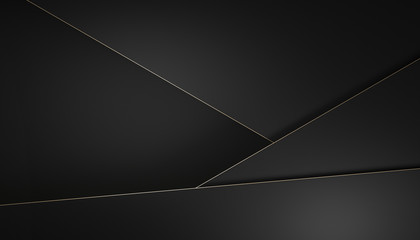 geometric background with polygons