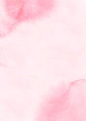 水彩テクスチャ 春イメージの背景素材