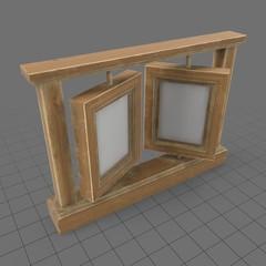 Wooden photo frames 1
