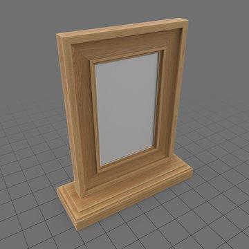 Wooden photo frame 2