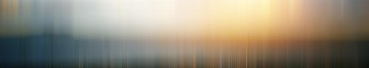 Blurred gradient background long horizontal Fotomurales