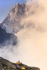 Fototapete - Mont Blanc, France