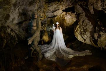 Hochzeit der Bergkönigin