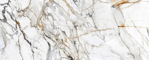 White Cracked Marble rock stone marble texture wallpaper background Wall mural
