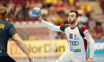 Handball - 2020 European Handball Championship - Main Round Group 2 - Hungary v Sweden