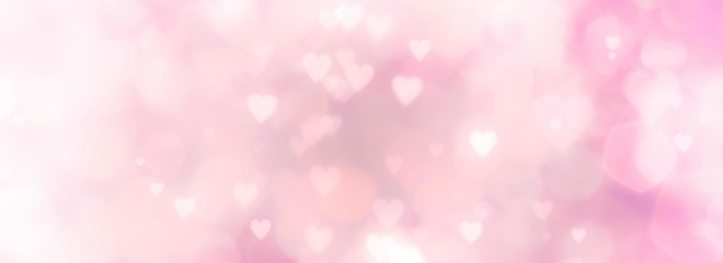 Photo sur Aluminium Pays d Afrique Abstract pastel background with hearts - concept Mother's Day, Valentine's Day, Birthday - spring colors