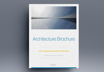 Architecture Brochure Layout