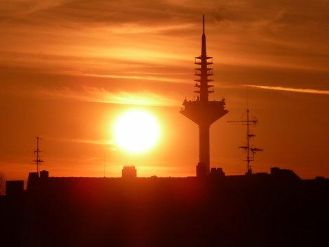 Funkturm - Ginnheimer Spargel