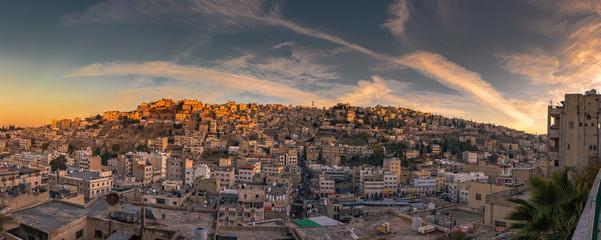 Stadtbild Amman