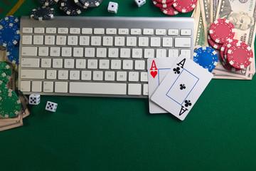 ธุรกิจเกม บริการเดิมพันทางอินเทอร์เน็ต การพนันบนเว็บไซต์และรับเงิน เล่นโป๊กเกอร์ออนไลน์
