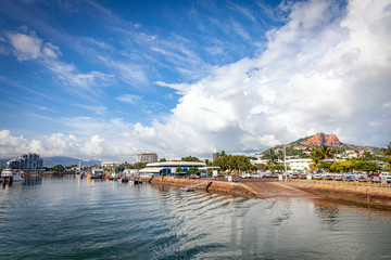Ross Creek Townsville Harbour Queensland Australia